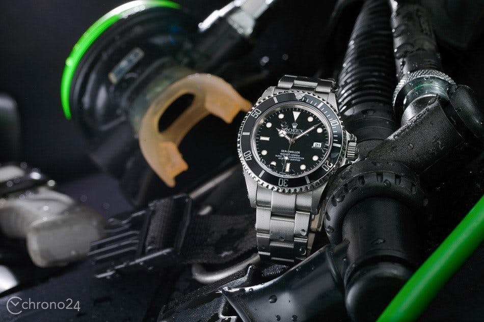 Rolex Sea-Dweller, Foto: Bert Buijsrogge