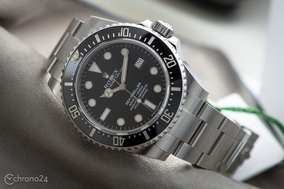 Rolex Sea-Dweller, Image: Bert Buijsrogge