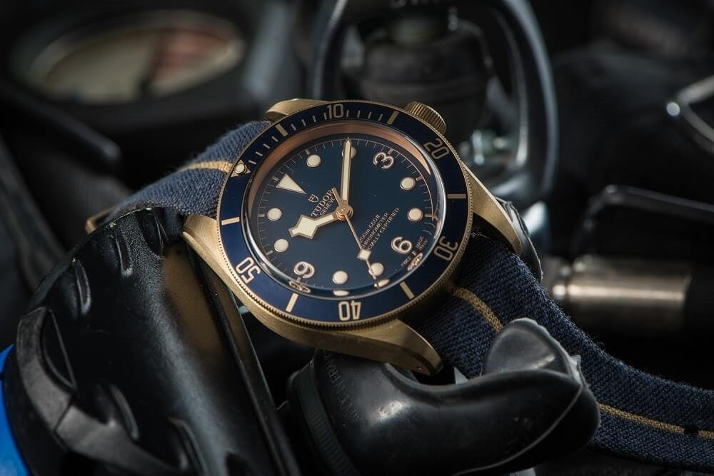 Tudor Black Bay Bucherer