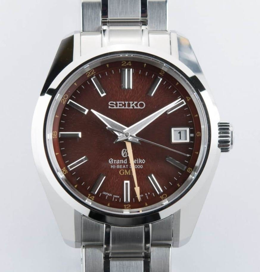 Grand Seiko High Beat 36000 GMT