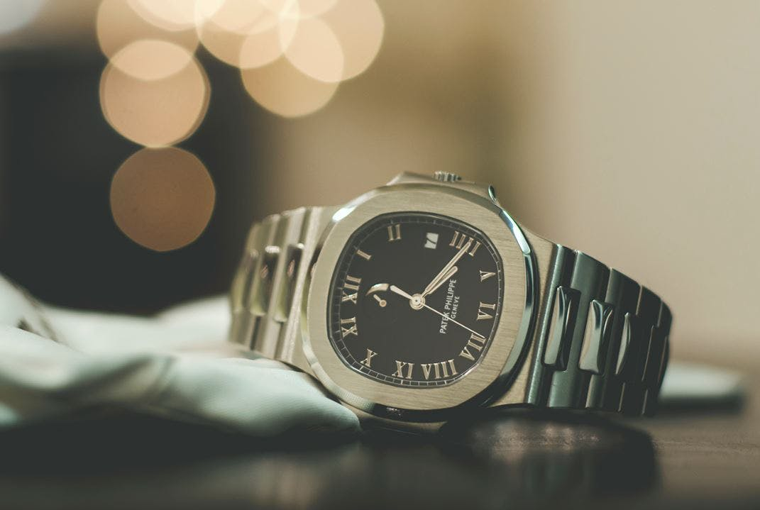 Patek Philippe Nautilus 3710, Photo : Christopher Beccan