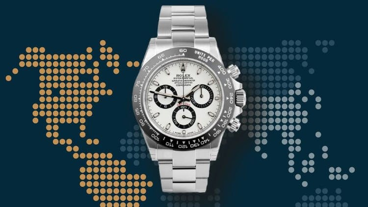 2017 in Numbers Chrono24 The World's Watch Market Teaser