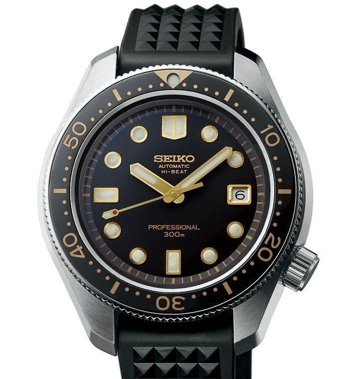 1968 Automatic Diver's Re-creation Limited Edition SLA025 Image Seiko