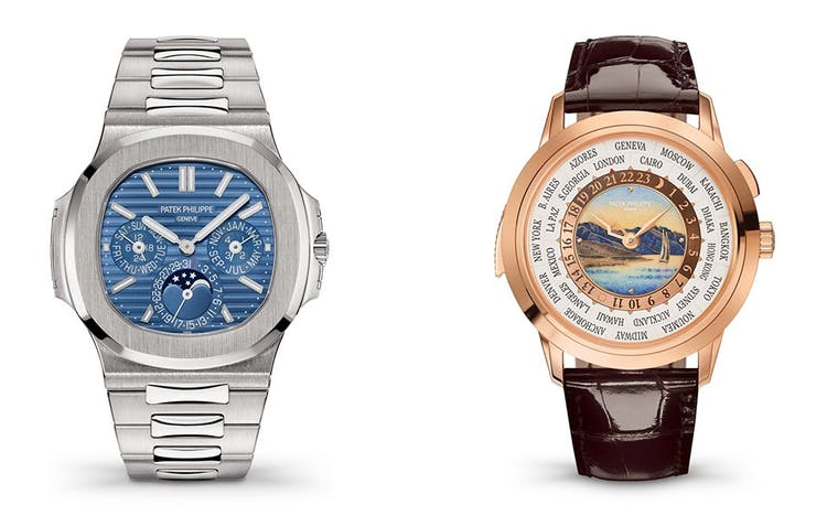 New Patek Philippe watches Baselworld 2018