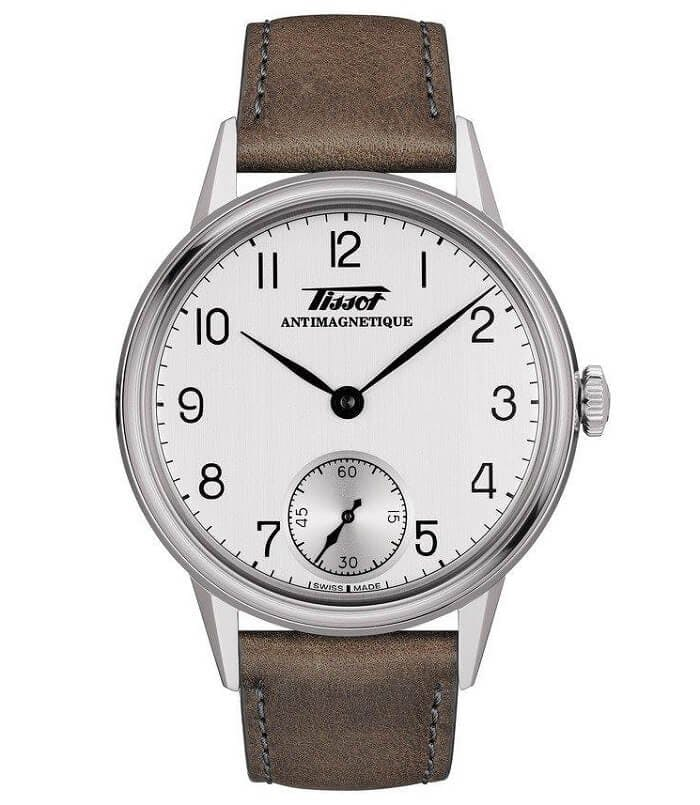 Tissot Antimagnetique Heritage, Image: Tissot