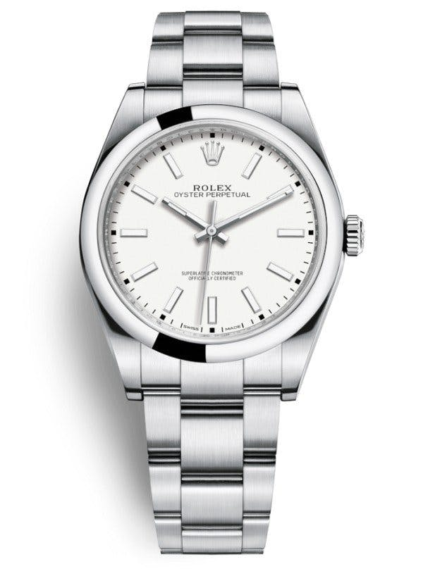 Rolex Oyster Perpetual 39, Image: Rolex