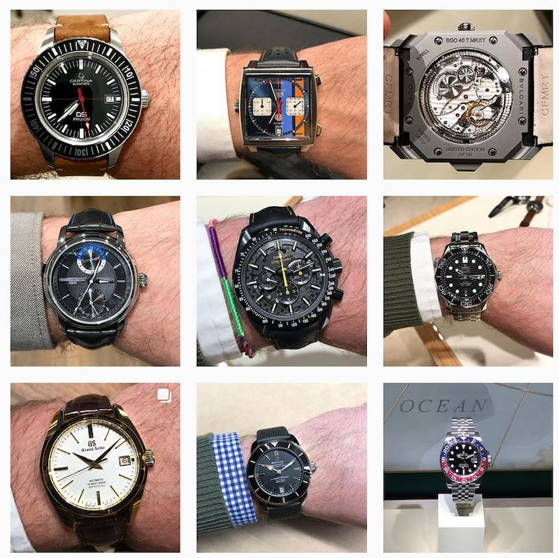 Baselworld 2018 Trends