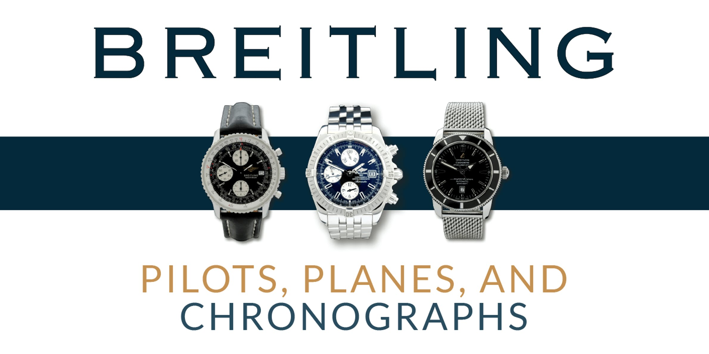 Breitling infographic teaser