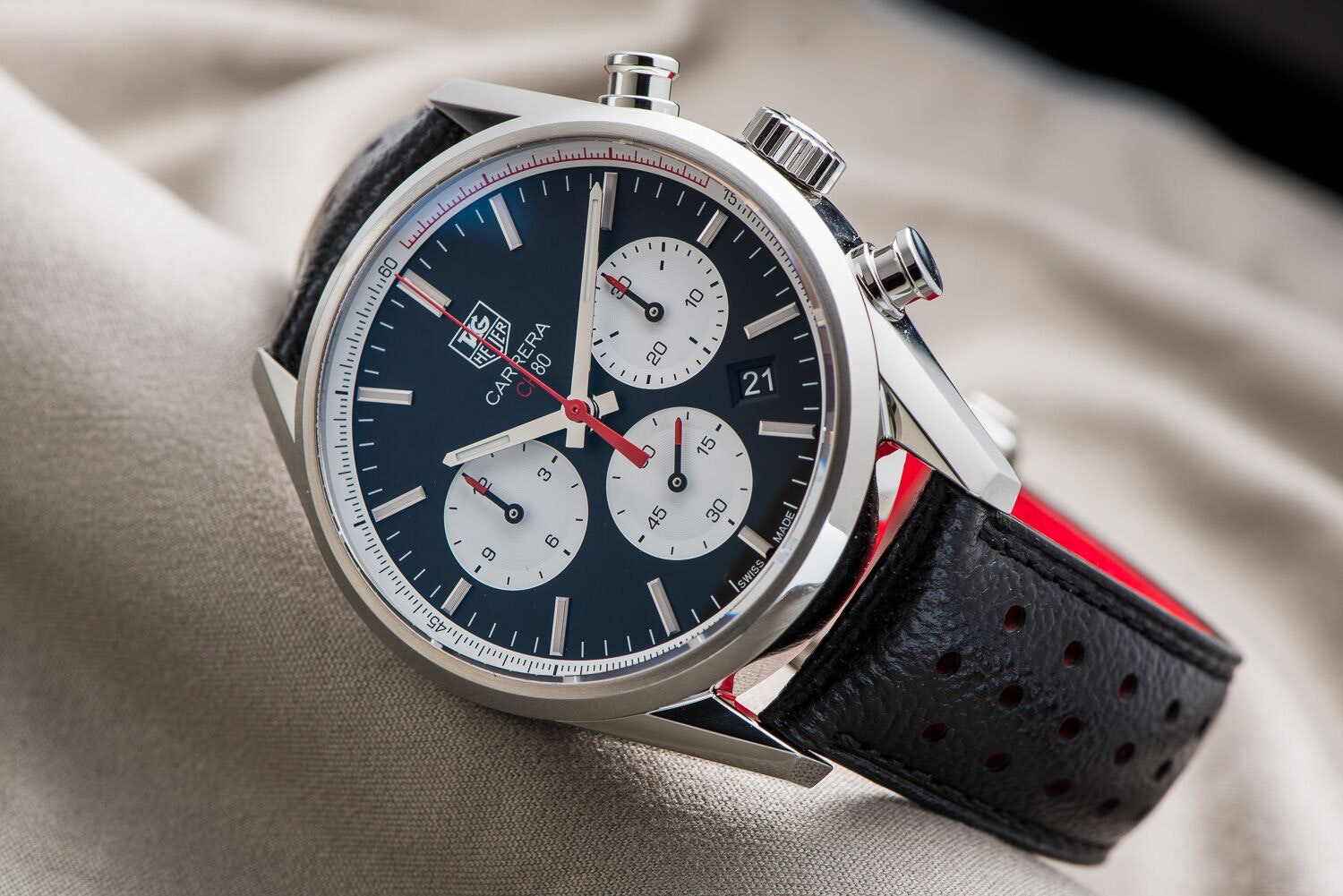 What is a chronograph 78