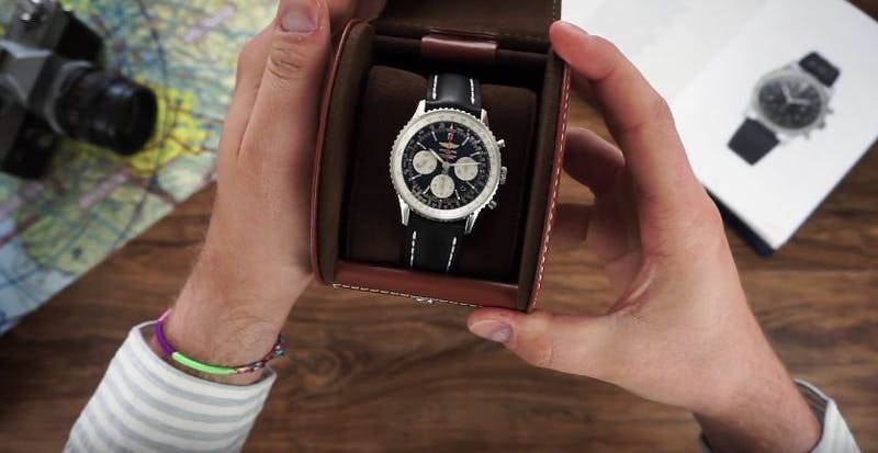 Breitling Video Teaser