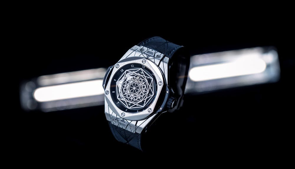 Hublot Big Bang Sang Bleu