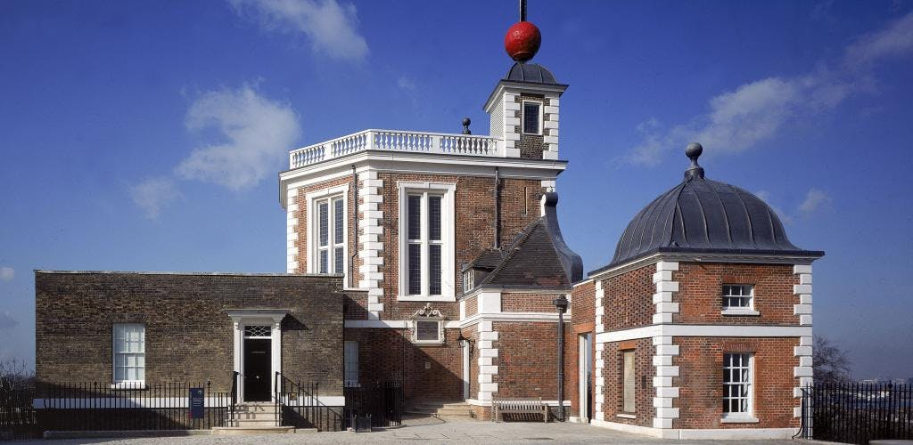 Royal Observatory, Image: Royal Museums Greenwich
