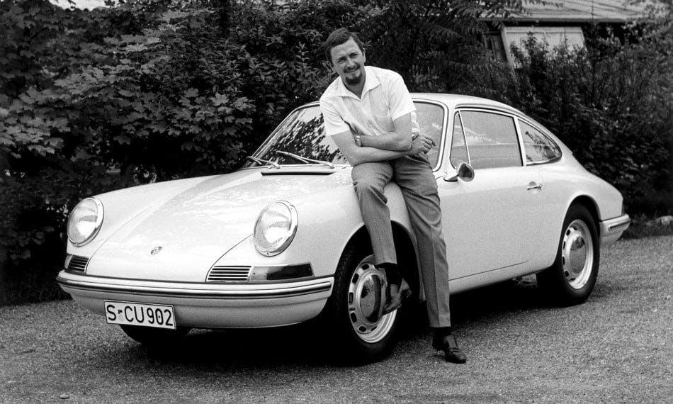 Professor Ferdinand Alexander Porsche, Image: Porsche Design
