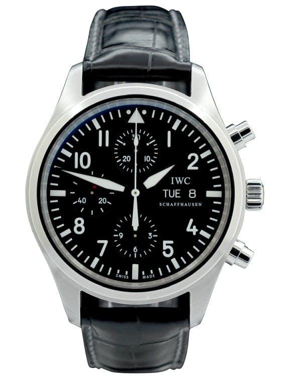 IWC Schaffhausen Pilot Chronograph