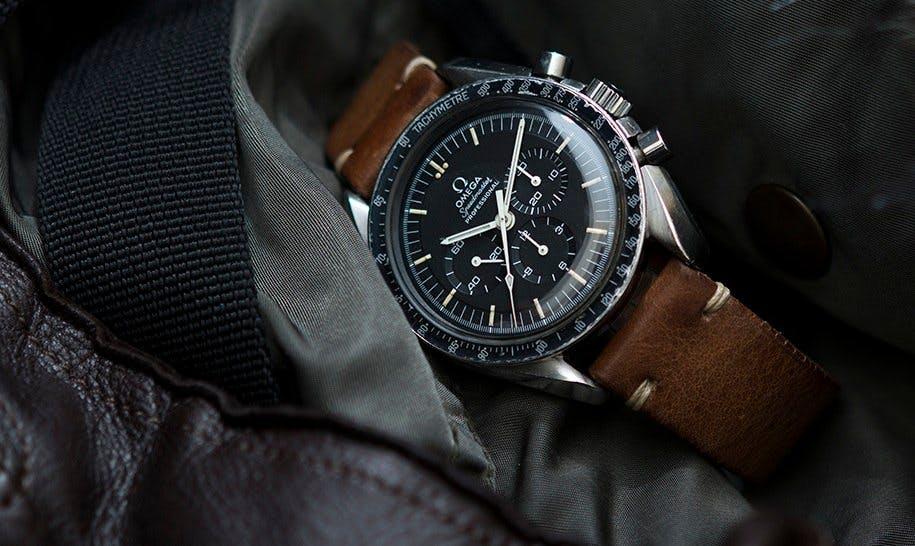 Omega Speedmaster Moonwatch, Image: Christopher Beccan
