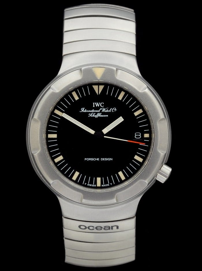 Porsche Design by IWC Ocean 2000