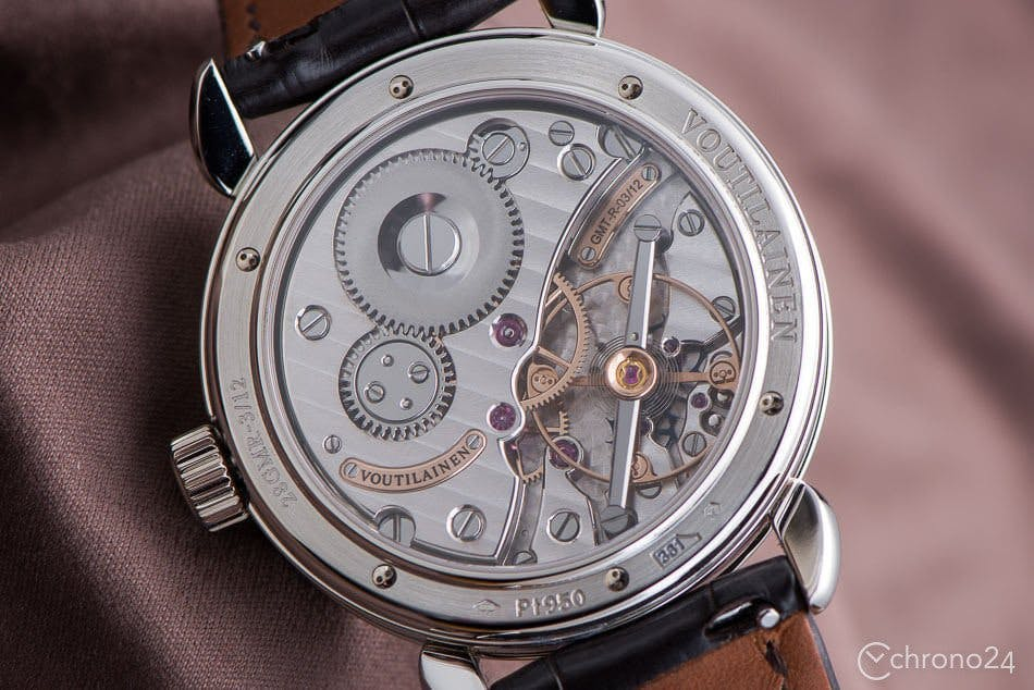 Kari Voutilainen Handwound Movement