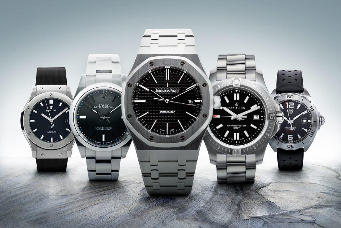 Einsteiger Uhren der 10 Top Marken