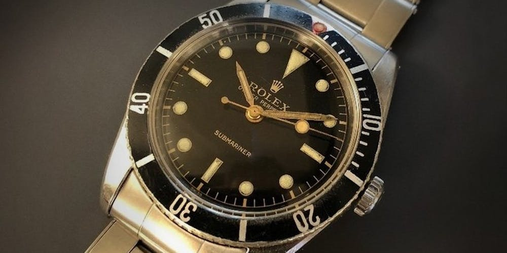 The History of an Icon – The Rolex Submariner