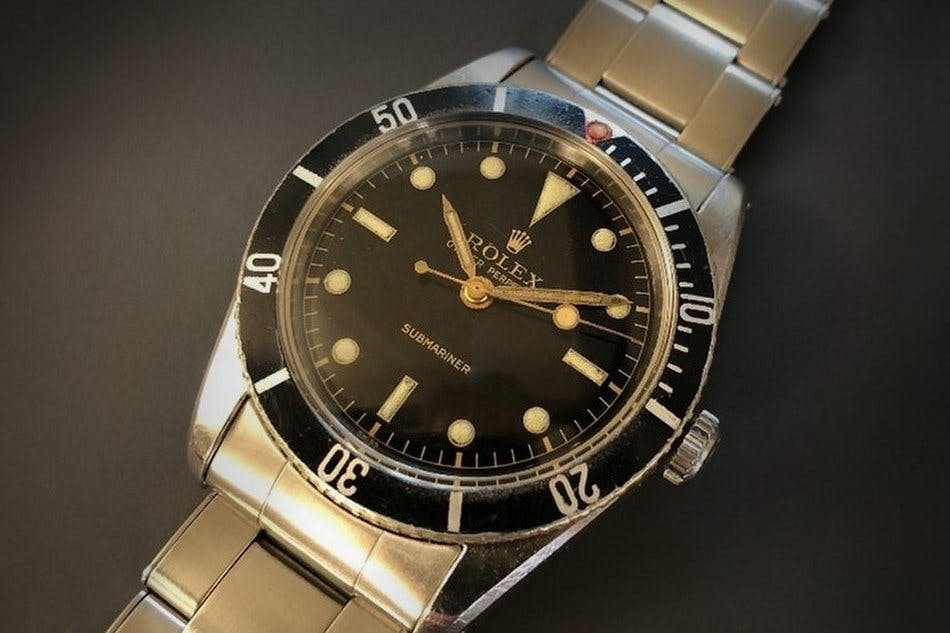 sale retailer f7d2c 406c9 アイコン的な時計の歴史 – ロレックス サブマリーナ