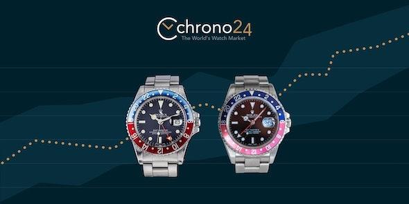 Chrono24: Comprar y vender relojes de lujo