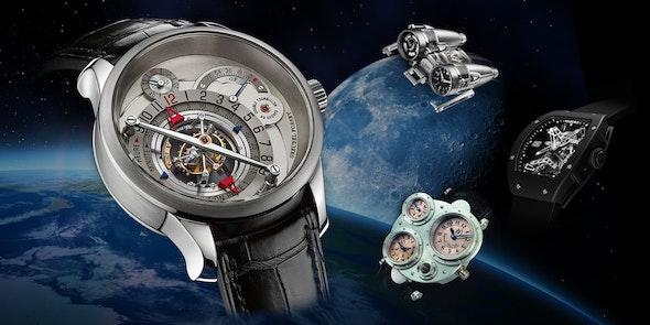 Chrono24: compra e venda de relógios de luxo