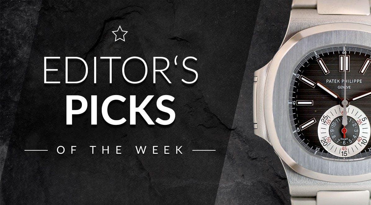 Editor's Picks of the Week