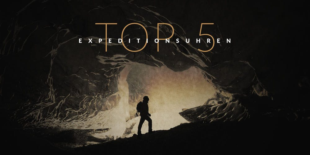 Top 5 Extreme Expeditionsuhren
