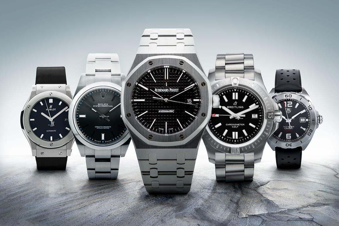 Einsteiger-Uhren der 10 Top-Marken