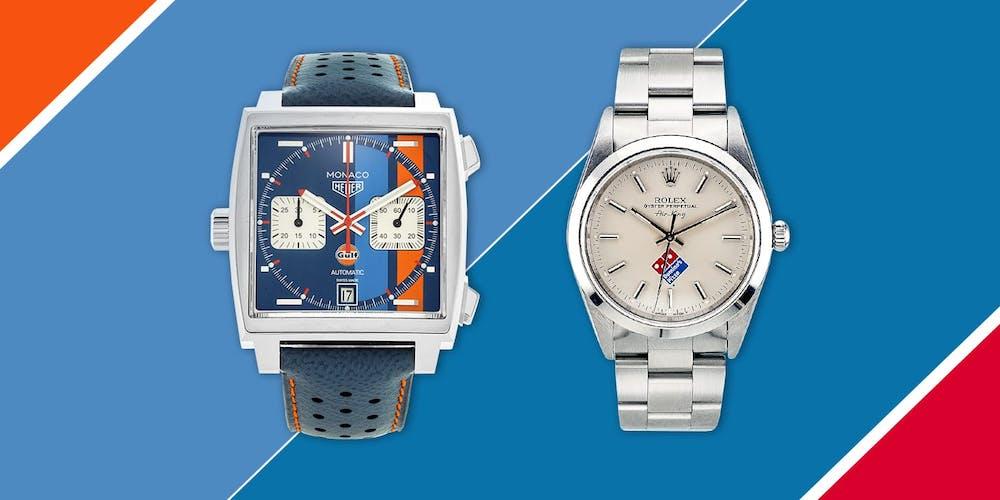 Eine Uhr – zwei Logos. Wie Marken, die keine Uhren verkaufen, aufs Zifferblatt gelangen