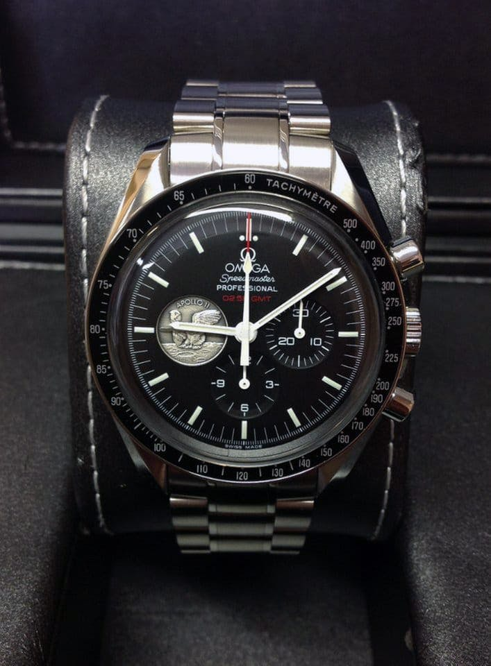 Omega Speedmaster Apollo XI 40th Anniversary