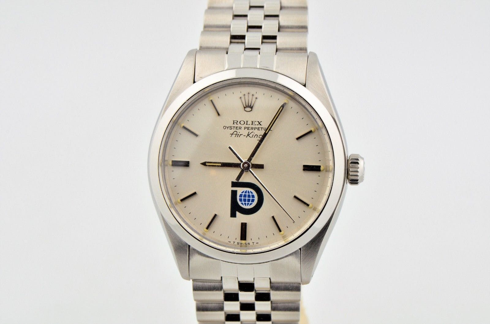 Rolex Oyster Perpetual Air-King Pool Intairdril