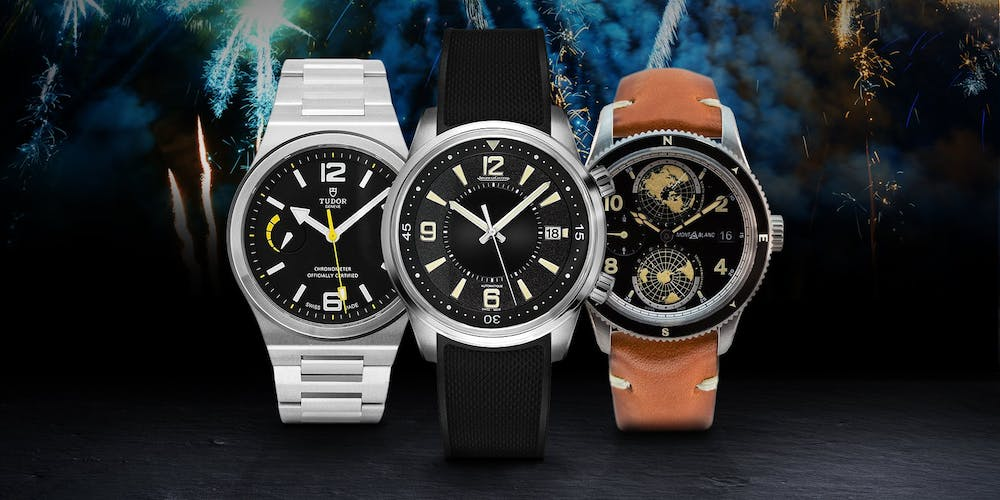 The Best Watches to Wear on New Year's Eve