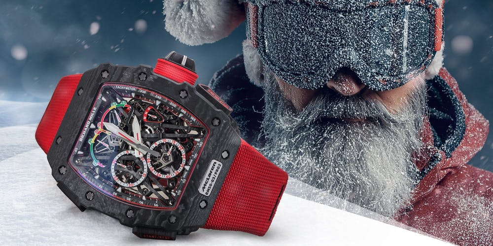 Choosing the Right Watch for Santa