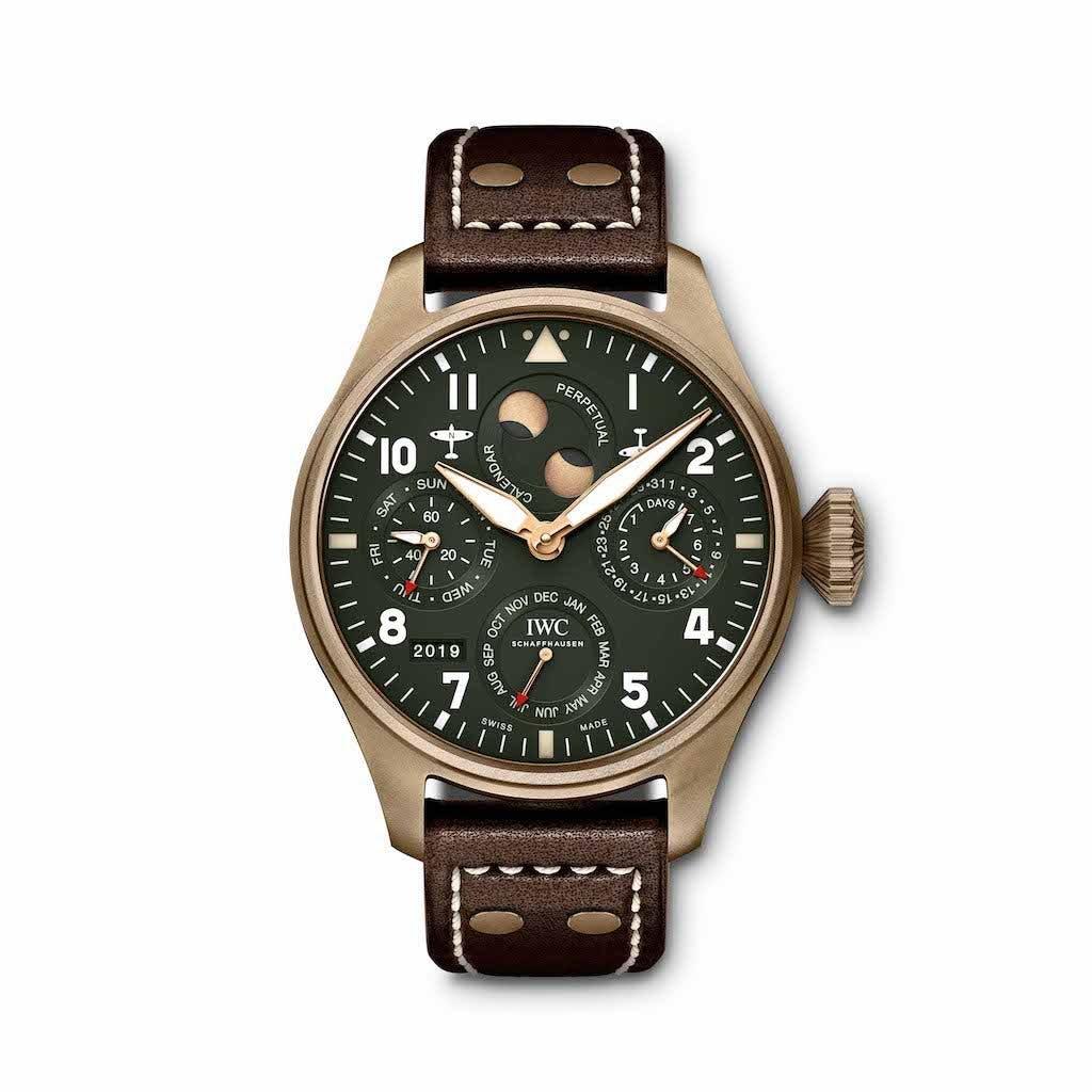 Big Pilot's Watch Perpetual Calendar Spitfire Ref. IW503601