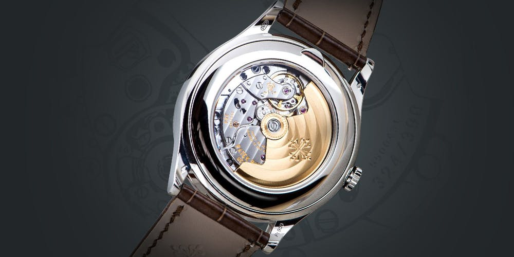 What is an automatic watch and how does it work?