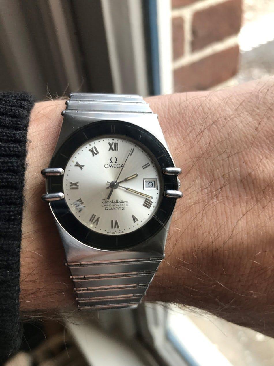 Jorg Weppelink Wristshot