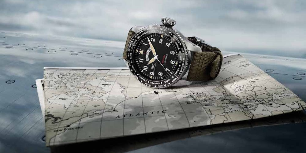 New Additions to IWC's Highly Successful Pilot's Collection