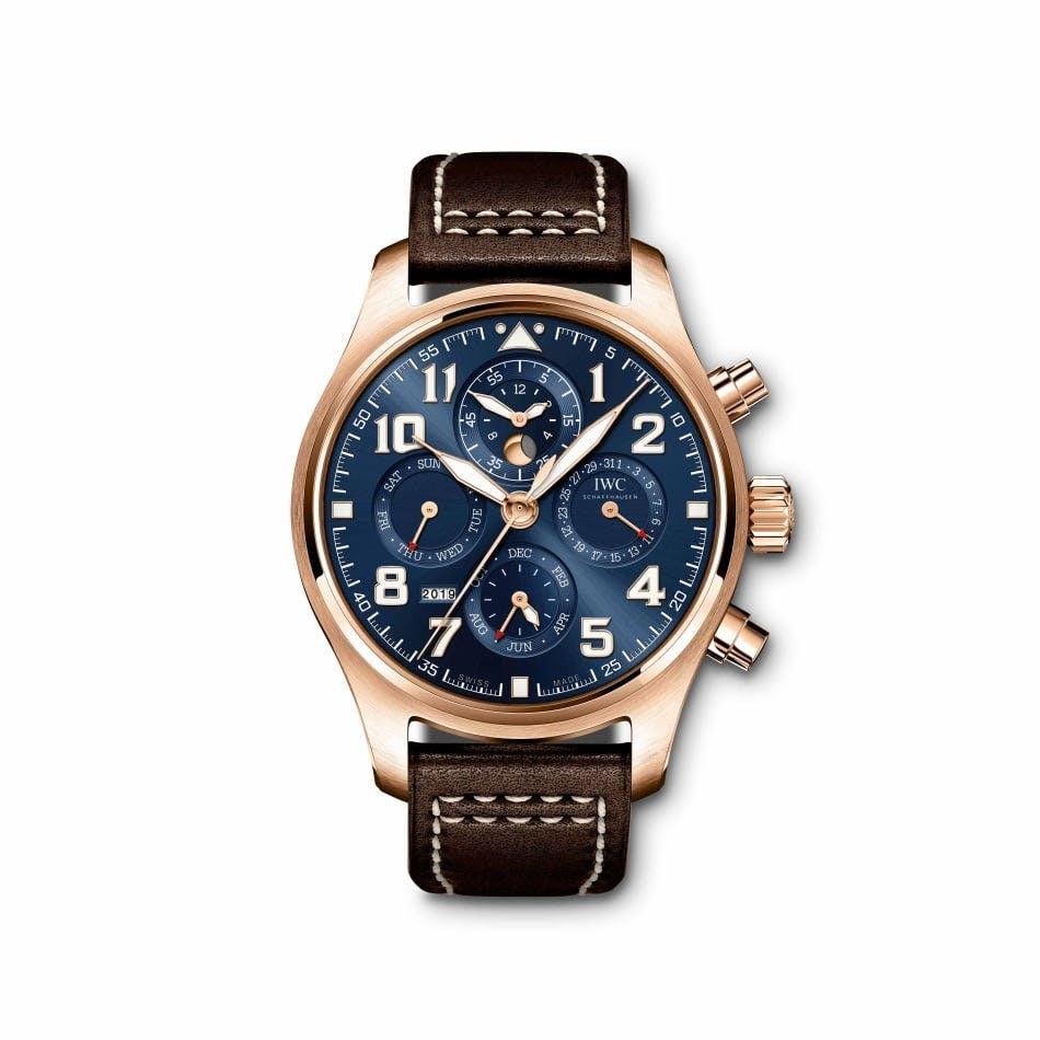 Pilot's Watch Perpetual Calendar Chronograph Ref. IW392202