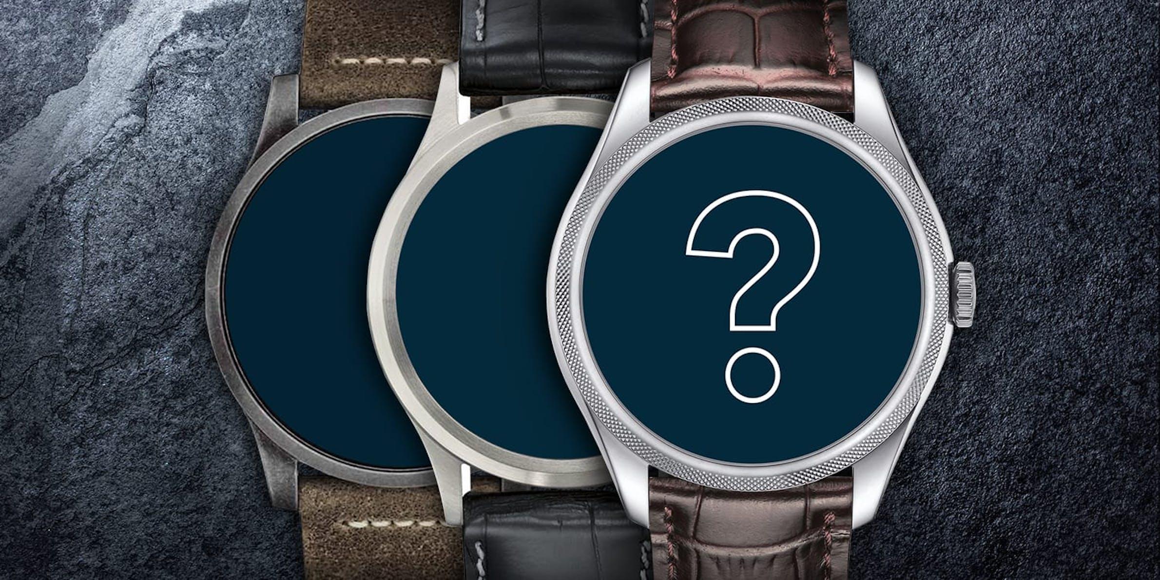 Die besten Uhren unter 1.500 EUR