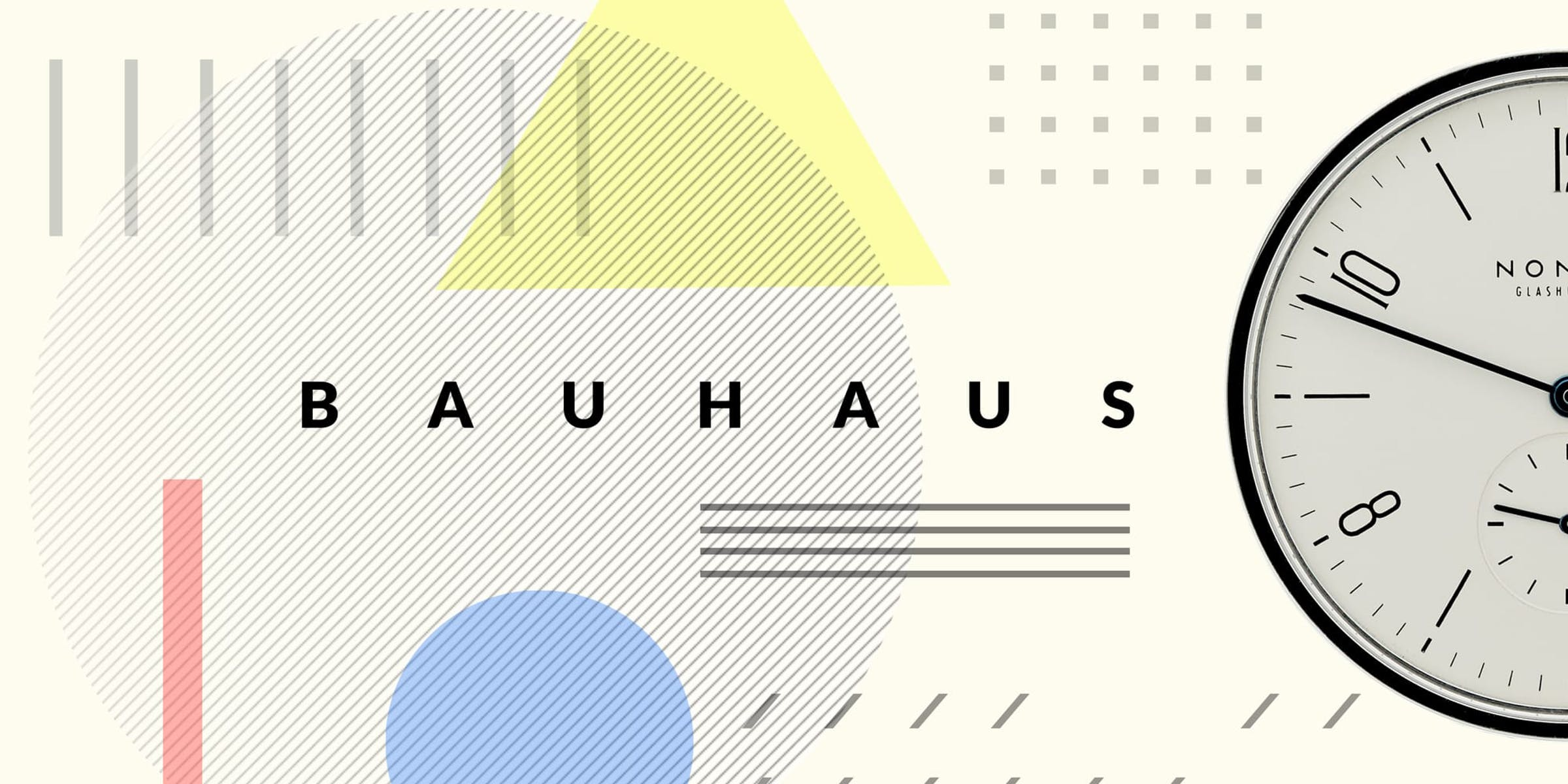 What are Bauhaus watches?