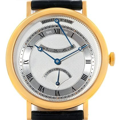 Breguet Classique Retrograde Seconds