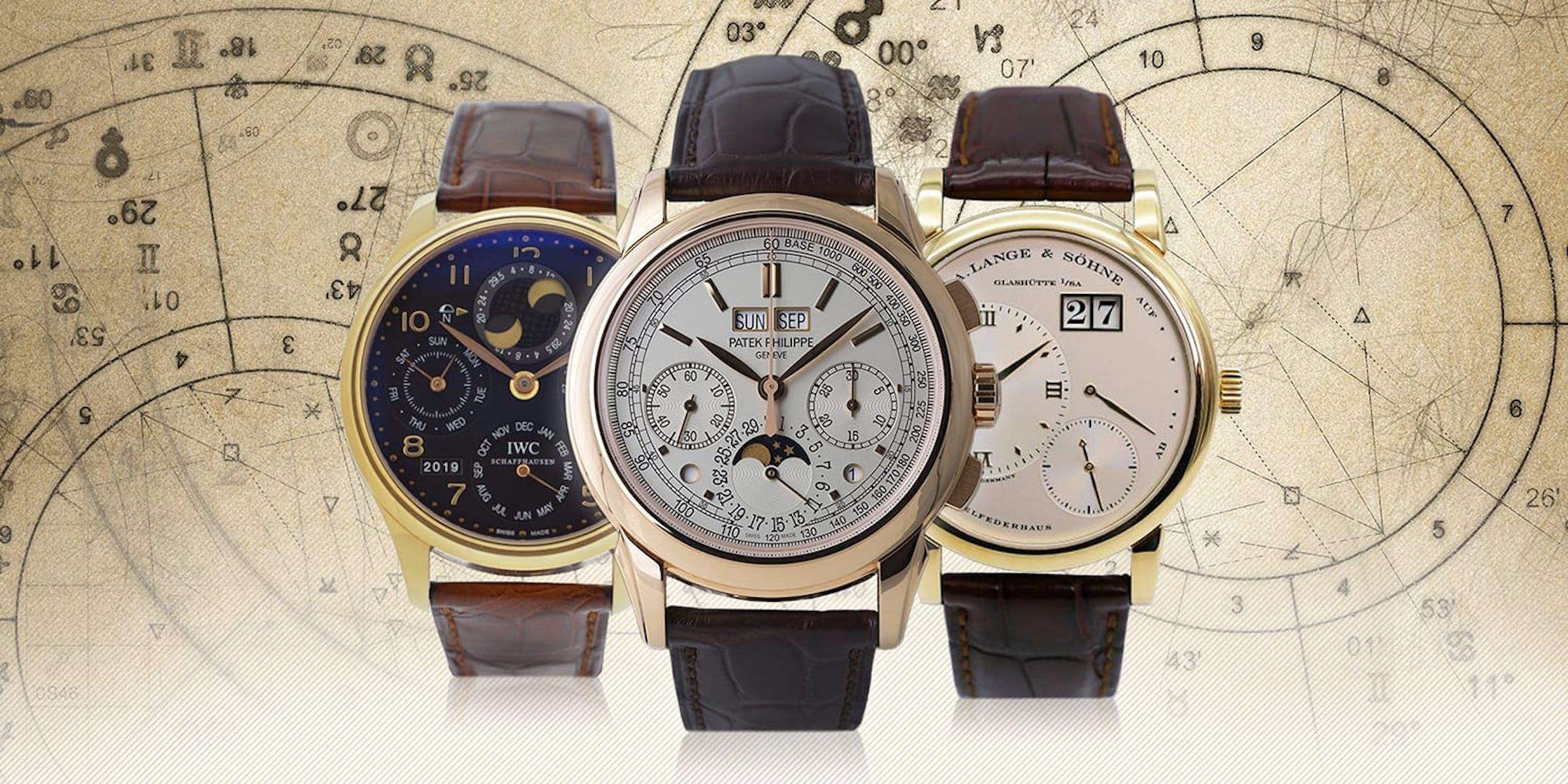 Grand Complications: Perpetual Calendar Watches