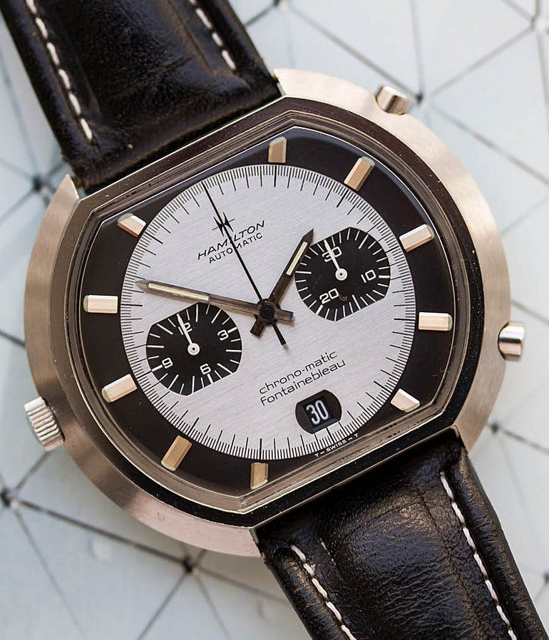 Hamilton Chrono-Matic Fontainebleau