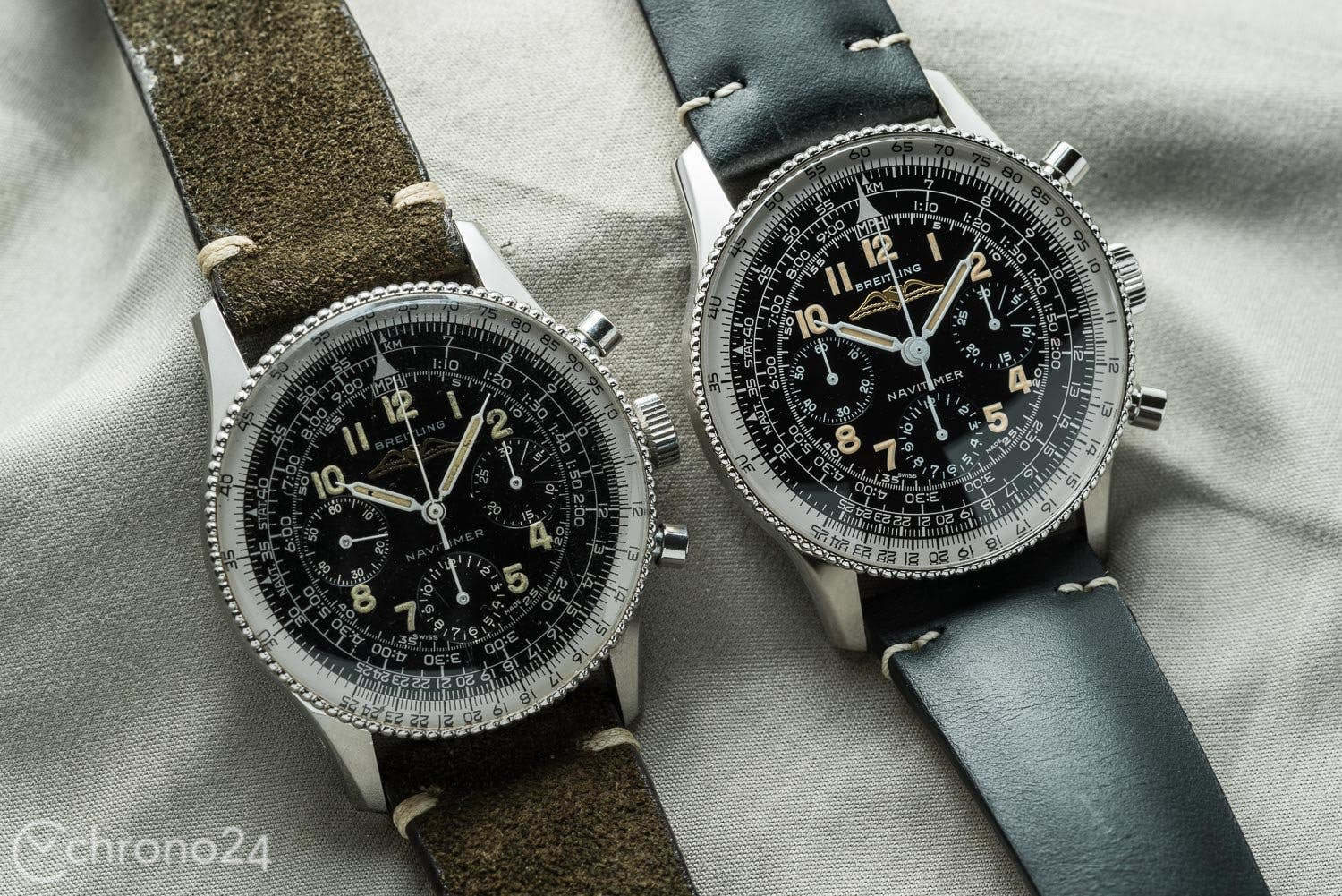 Breitling Navitimer re-edition 1959.011