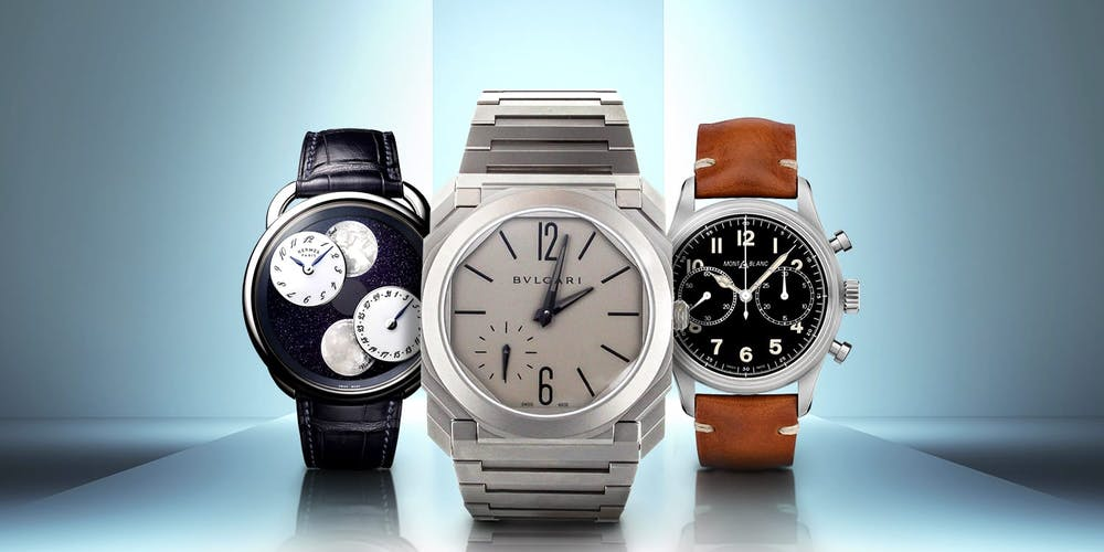 There are several brands out there that sell jewelry and high-end fashion in addition to luxury timepieces, but are their watches really up to the task?