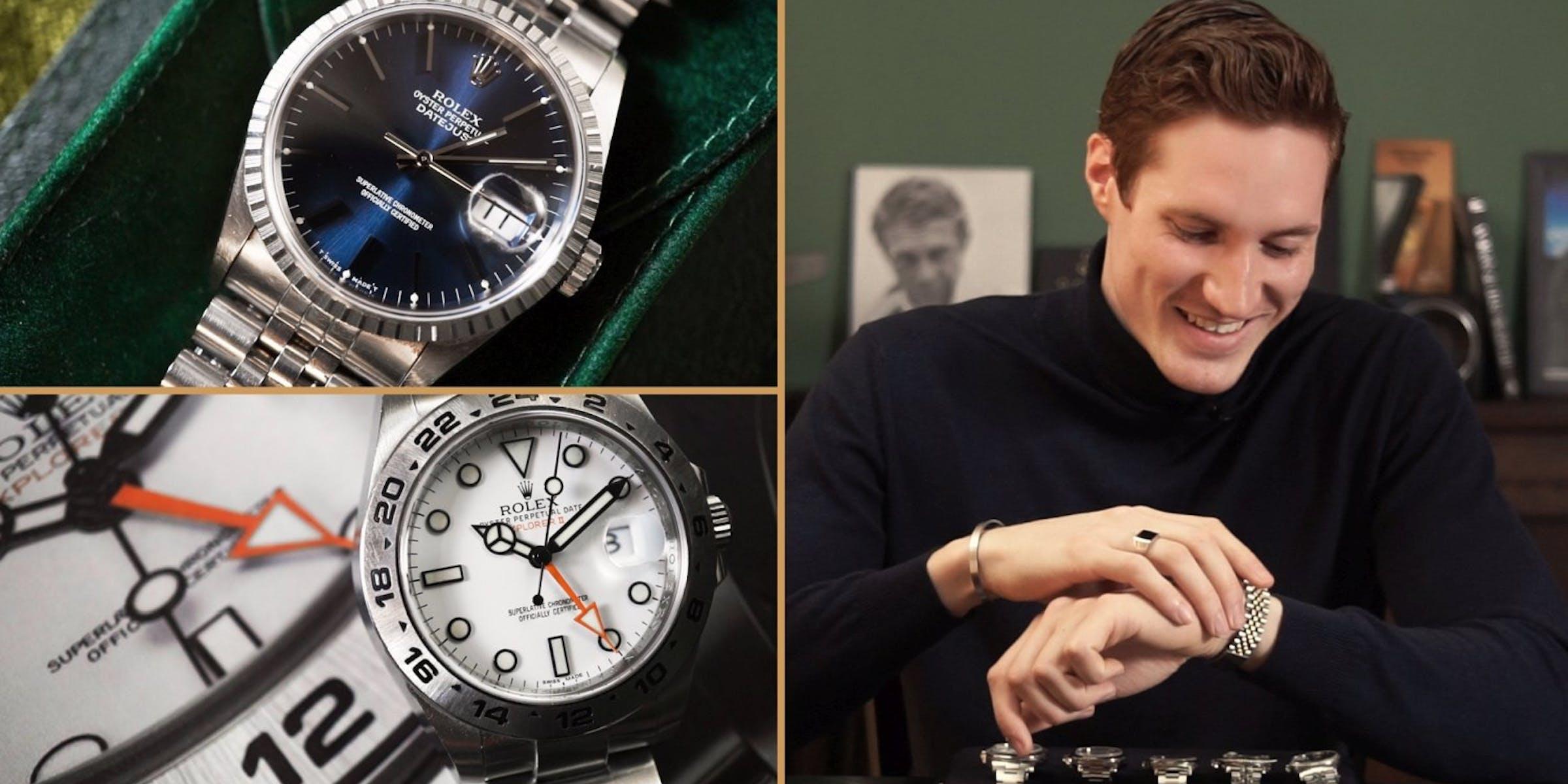 Daytona, Explorer, GMT, Datejust: Chrono24 Talks Rolex Watches