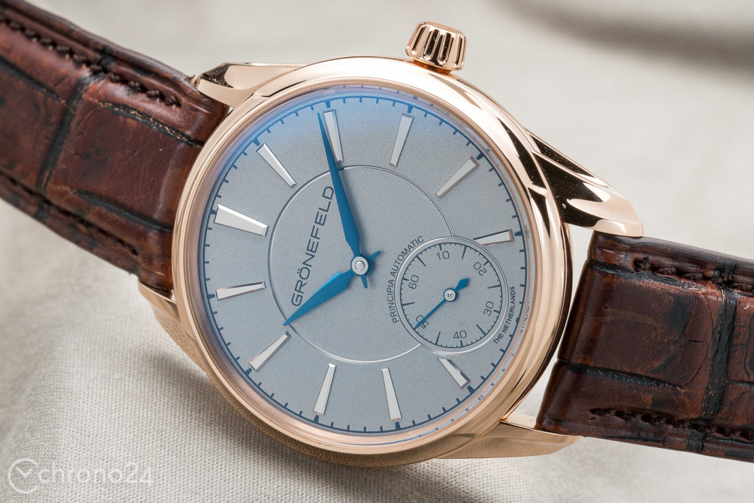 Our Top 3 High-End Watches from Non-Swiss Brands