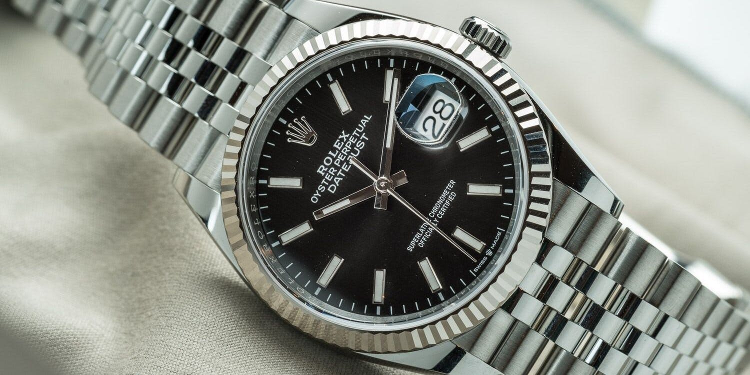 Why the Rolex Datejust 36 Deserves More Attention!