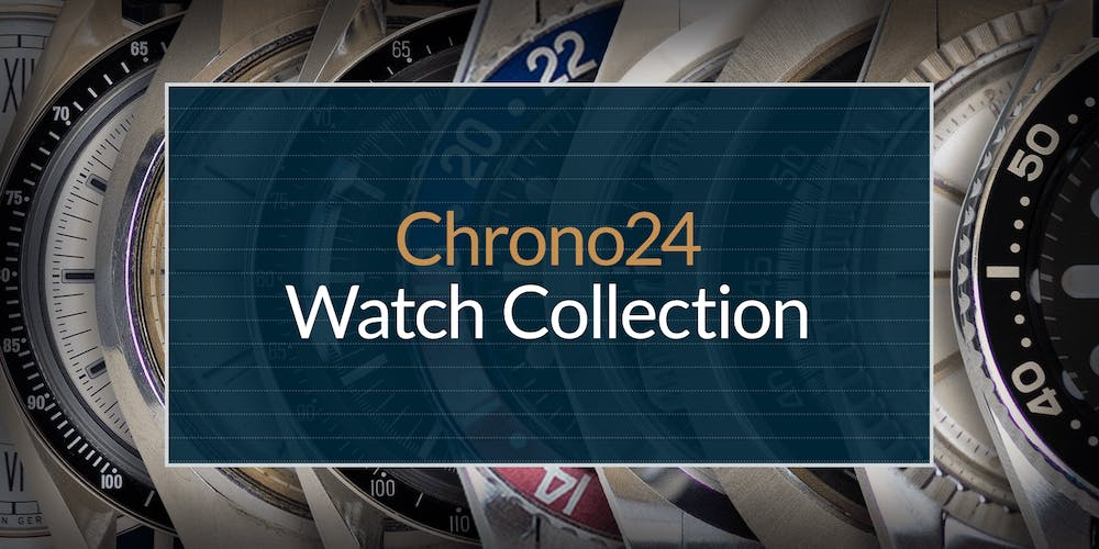 The Watch Collection of Team Chrono24